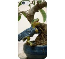 Bonsai Raptor iPhone Case/Skin