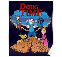 Doug Time. Poster