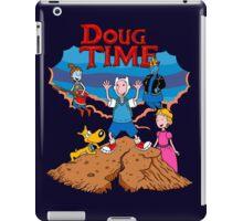 Doug Time. iPad Case/Skin