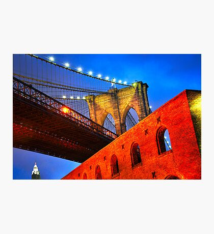 Brooklyn Bridge: NYC Photographic Print