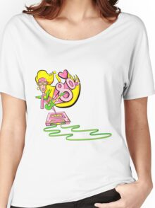 I love the 80's glam rockstar Women's Relaxed Fit T-Shirt