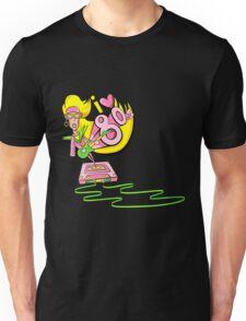 I love the 80's glam rockstar Unisex T-Shirt