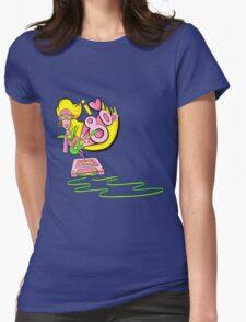 I love the 80's glam rockstar T-Shirt