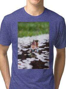 Petals Deep Tri-blend T-Shirt