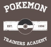 Pokemon Trainers Academy Kids Clothes