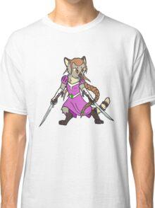 Warrior Princess Classic T-Shirt