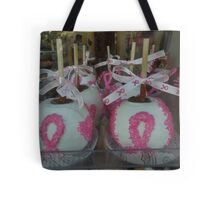 """National Breast Cancer Month"". Tote Bag"