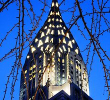 Chrysler Building: NYC by brotherbrain