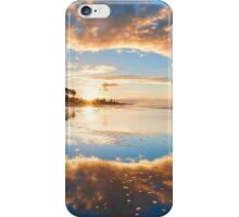 Papamoa Gold Refection iPhone Case/Skin