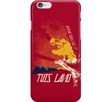 This Land (Before It All Went Wrong) iPhone Case/Skin