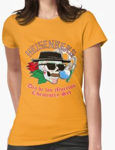 Chemistry is Fun! Womens Fitted T-Shirt