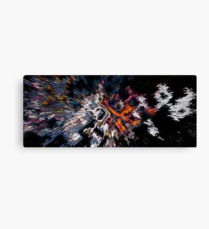 """""""star wars"""" - movie art Canvas Print"""