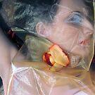 The Emotional Snag - Self Portrait by Jaeda DeWalt