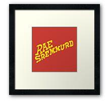 Rae Sremmurd Framed Print