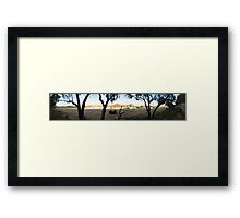 Geikie Gorge Australia Framed Print