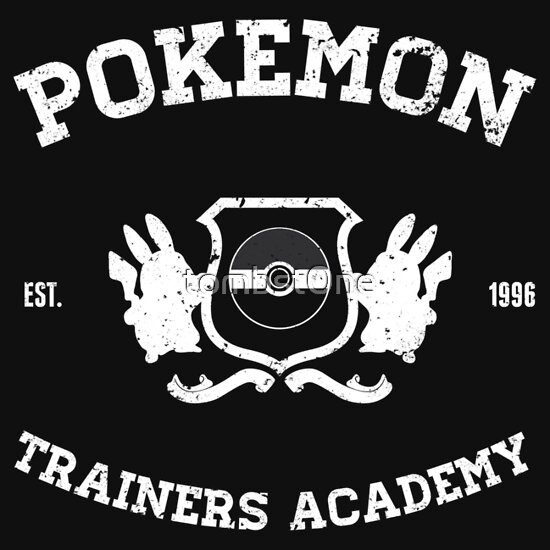 TShirtGifter presents: Pokemon Trainers Academy