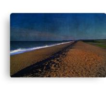 Stony End Canvas Print