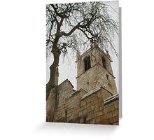 St Olaves Church Greeting Card