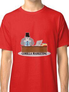 GORILLA MARKETING Classic T-Shirt