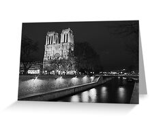 Ah! Paris, Paris... Greeting Card