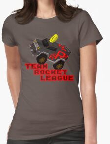 Team Rocket League - Meowth Womens Fitted T-Shirt