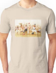 From life of toys. Boxing Unisex T-Shirt