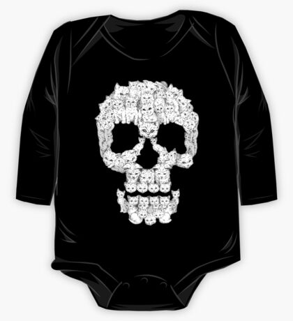 Skulls are for Pussies One Piece - Long Sleeve