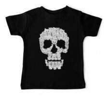 Skulls are for Pussies Baby Tee