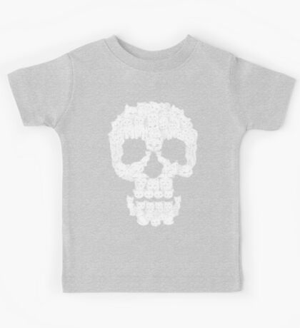 Skulls are for Pussies Kids Tee