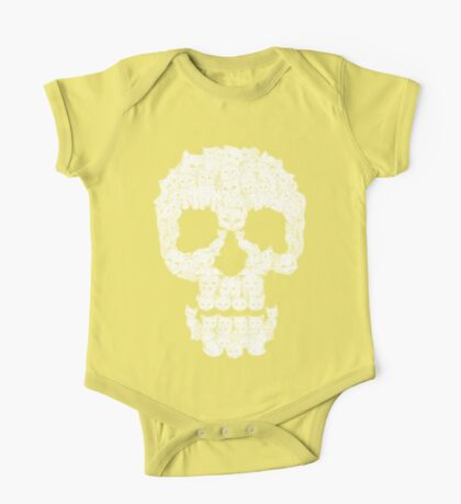 Skulls are for Pussies Kids Clothes