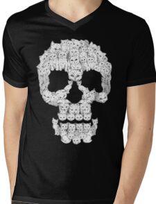 Skulls are for Pussies Mens V-Neck T-Shirt