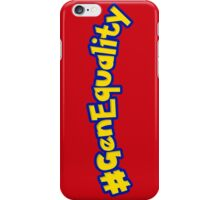#GenEquality - Love Every Generation iPhone Case/Skin