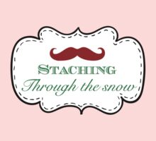 Staching Through The Snow Kids Clothes