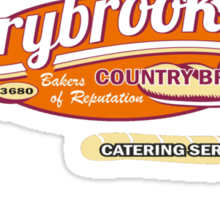 Storybrooke Bakery Sticker