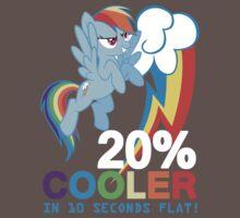 20% cooler Baby Tee