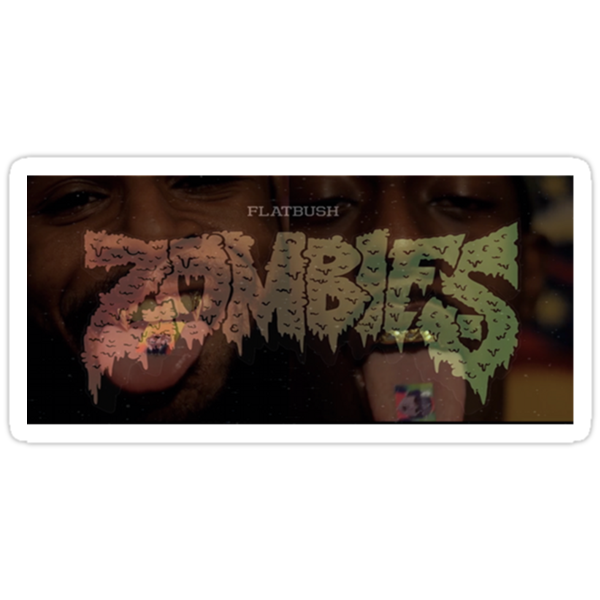 Flatbush Zombies by tmantena1