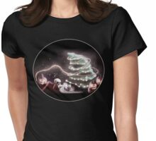 Halloween Year Womens Fitted T-Shirt