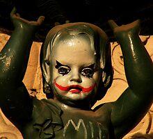 Joker angel by Christophe Claudel