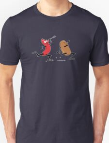 The Chase - It's Hot Dog Time! T-Shirt