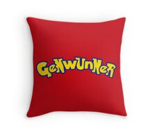 Genwunner Throw Pillow