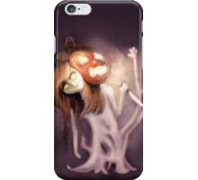 Dreaming of Halloween iPhone Case/Skin