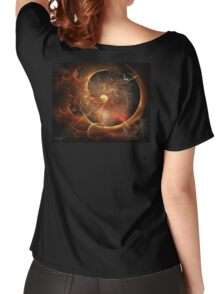 Born in the Vortex - The New Machine Women's Relaxed Fit T-Shirt