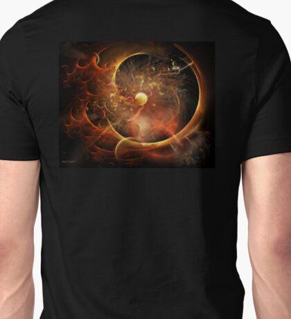 Born in the Vortex - The New Machine Unisex T-Shirt
