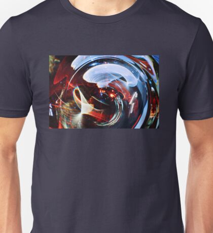 Light abstraction Unisex T-Shirt