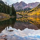 Maroon Lake by Candy Gemmill
