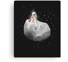 Lost in a Space / Phobosah Canvas Print