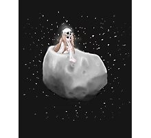 Lost in a Space / Phobosah Photographic Print
