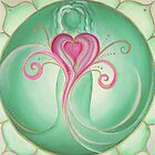 4th Chakra - Heart Chakra by Lori A Andrus