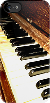 piano keys by taylormorrill