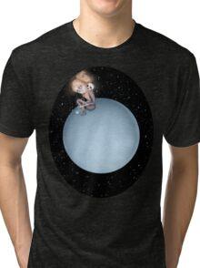 Lost in a Space / Uranusia Tri-blend T-Shirt